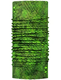 BUFF Foulard Multifonctionnel VERT, Polyester, one size
