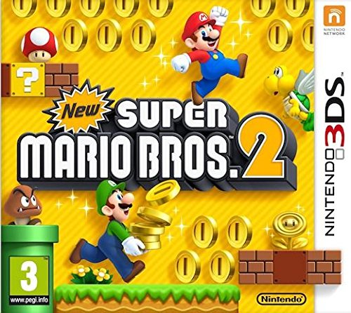 New Super Mario - Bros 2 - 3DS Game lowest price