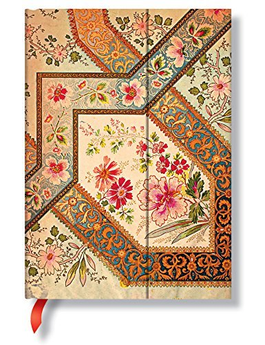 Filigree Floral-Ivory (Smythe Sewn Lyon Florals) by Paperblanks Book Company (2006-01-02)