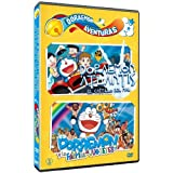 Pack Doraemon Aventuras: Atlantis + La Fábrica De Juguetes