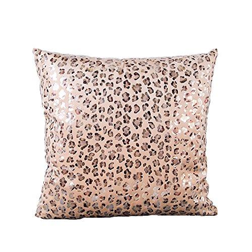 Tonpot Funda protector de almohada cutí Almohada Lumbar Decorativo de Suave y...