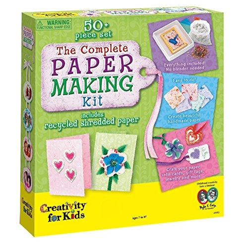 Creativity for Kids - Manualidades con Papel (CFK1052)