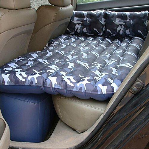 Serta Königin (L HuanLeBao Auto Auto aufblasbare Luftmatratze Bett für den Rücken Sitz der Autos SUV und Mid-Size Trucks Outdoor Travel , camouflage blue)
