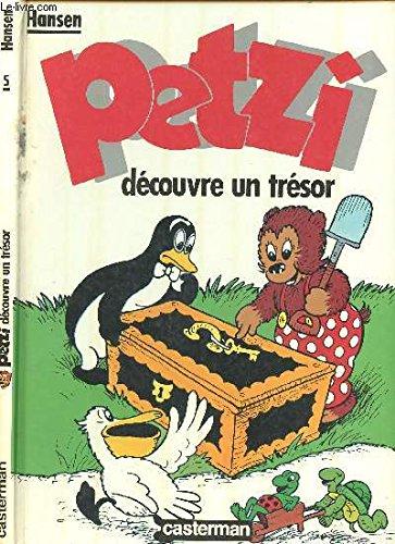 Petzi, tome 5 : Petzi découvre un trésor