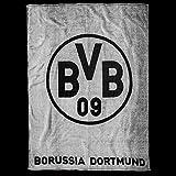BVB Fleecedecke mit Logo