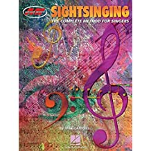 M. I. Sightsinging The Complete Method For Singers (Mike Campbell): Lehrmaterial für Gesang (Singstimme) (Musicians Institute Essential Concepts)