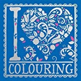 I Heart Colouring: Pretty Pocket Colouring by Felicity French (2015-05-07)