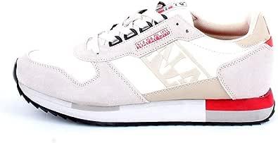NAPAPIJRI Sneaker Donna Vicky Bianco Beige 38, Bianco