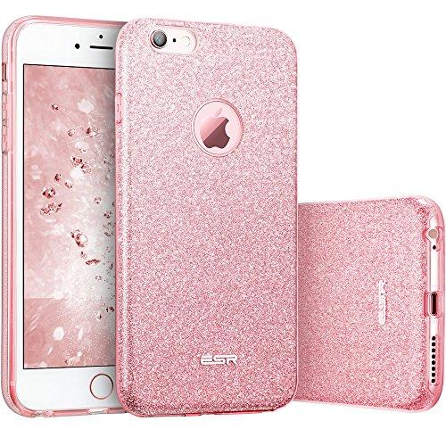 coque iphone 6 silicone rose simple