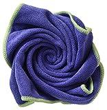 Sinland Microfaser handtuch Sporthandtuch Sports towel Reisehandtuch 33cmx74cm 3Stück - 3