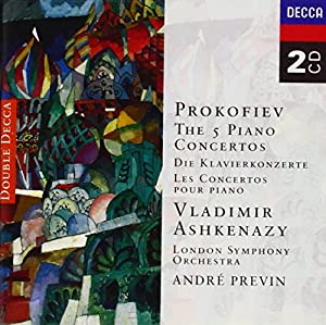 Freedb 620E7507 - Prokofiev Piano concerto No,3 op.26 3rd mov  Track, music and video   by   Vladimir Ashkenazy