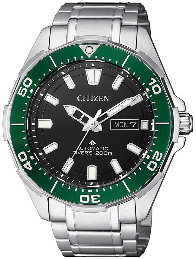 Citizen Promaster Professional Diver – Reloj Automático Súper Titanio