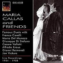 Maria Callas Y Amigos