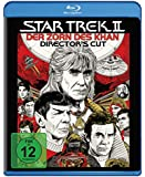 Star Trek 2 - Der Zorn des Khan [Blu-ray] [Director's Cut]