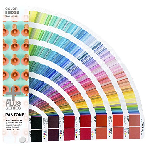 PANTONE PLUS GG6104N Color Bridge Guide Uncoated [Ein Farbfächer inbegriffen] -