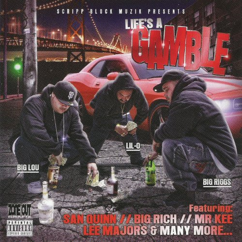 Muscle Carz (feat. Mr. Kee) [Explicit]