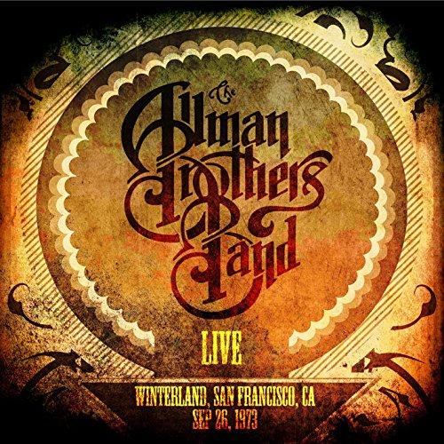 Ramblin' Man Live - Winterland, San Francisco, Sep 26th 1973