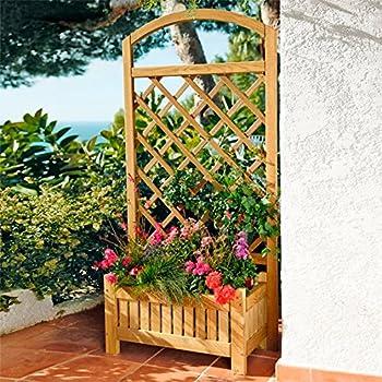 Blumenkasten mit Spalier,Mirabell, 100x180 cm, ho: Amazon