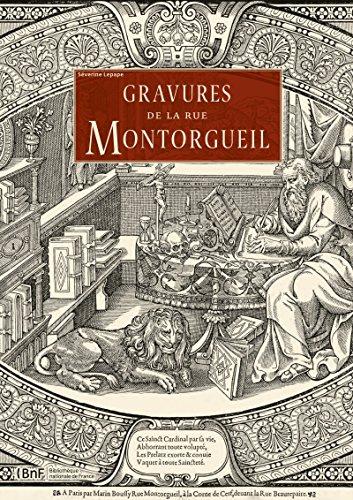 Gravures de la rue Montorgueil