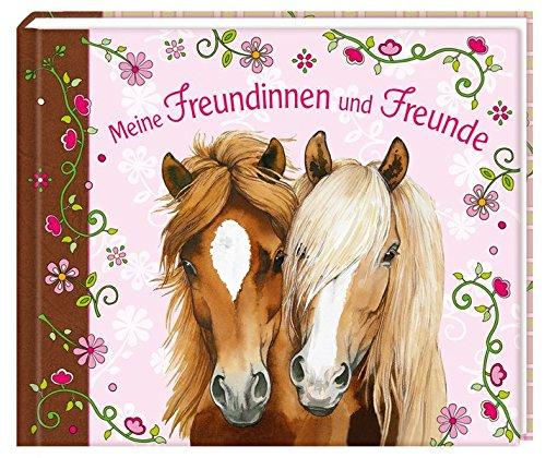 Preisvergleich Produktbild Meine Freundinnen und Freunde - Pferdefreunde (Eintragbücher)