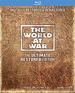 The World at War - The Ultimate Restored Edition [Blu-ray] [1973] [Region Free]
