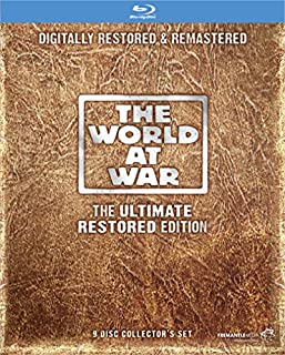 The World at War - The Ultimate Restored Edition [Blu-ray] [1973] [Region Free] (B003IN7YPU) | Amazon Products