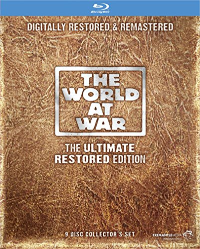 The World At War - The Ultimate Restored Edition [Blu-ray]