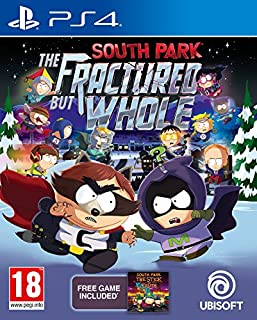 South Park: The Fractured But Whole (B00ZGBBVRE) | Amazon price tracker / tracking, Amazon price history charts, Amazon price watches, Amazon price drop alerts