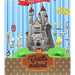 Castillo medieval (Pega y decora)