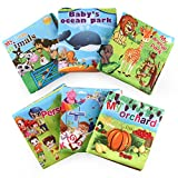 Balai Baby Kleinkind Frühe Pädagogische Englisch Lernen Soft Touch Tuch Buch