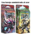 Pokemon JCC Sol y Luna: Invasión Carmesí Baraja - Español (1 al Azar) The Pokémon Company POSMCI01 por The Pokémon Company