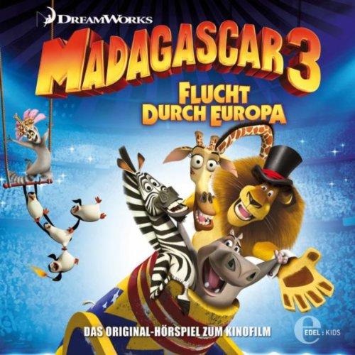 Flucht durch Europa - Das Original-Hörspiel zum Kinofilm
