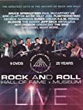 RRHF Rock and Roll hall of fame + museum [9 DVDs] [IT Import]