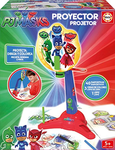 PJ Masks - Projector (Educa Borrás 17416)