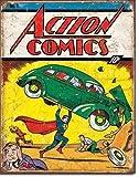 Action Comics Superman No.1 Cover Tin Si...