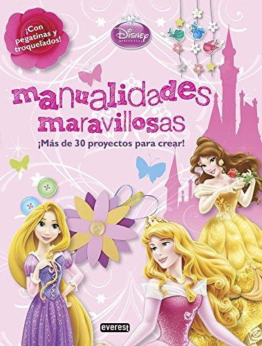 princesas-disney-manualidades-maravillosas-mas-de-30-proyectos-para-crear-con-pegatinas-y-troquelado