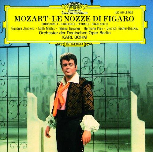 """Mozart: Le nozze di Figaro, K.492 / Act 3 - """"Sull'aria ... Che soave zeffiretto"""""""