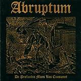 De Profundis Mors Vas Cousmet by Abruptum