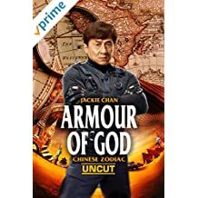 Armour of God - Chinese Zodiac - Uncut