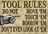 TOOLS RULES