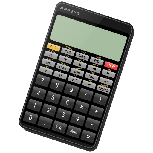 Panecal Plus Scientific Calculator