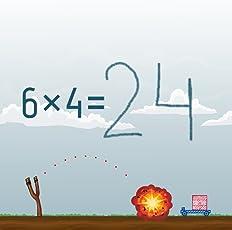 Multiplikation Mathe Spiel