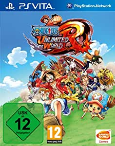 One Piece Unlimited World Red - [PlayStation Vita]
