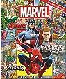 Busca y encuentra Marvel par Marvel