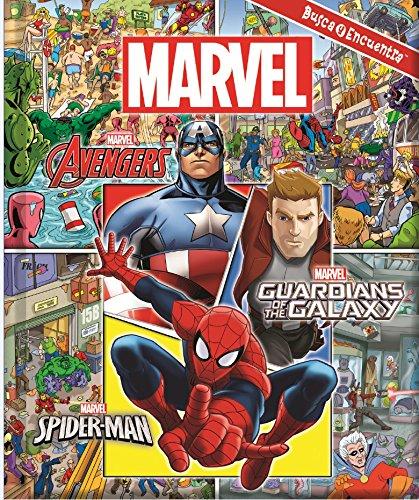 Busca y encuentra Marvel (LF) por Marvel