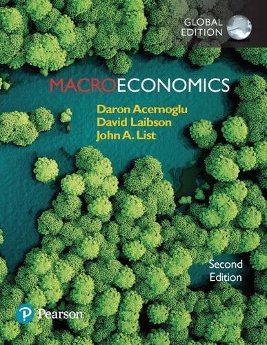 Macroeconomics plus Pearson MyLab Economics with Pearson eText, Global Edition por Daron Acemoglu