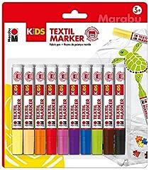 Marabu 0314000000002 - Kids Textilmarker