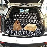 Dightyoho bagagliaio auto posteriore coprisedile amaca Pet SUV gatto della protezione del tronco tappetino tappetino impermeabile antiscivolo per cani gatti
