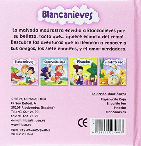 Blancanieves (Miniclásicos)