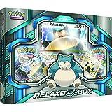 Pokemon 25922 - PKM Relaxo-GX Kollektion DE